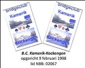 B.C. Kamerik-Kockengen logo
